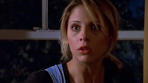 Poster della serie Buffy the Vampire Slayer
