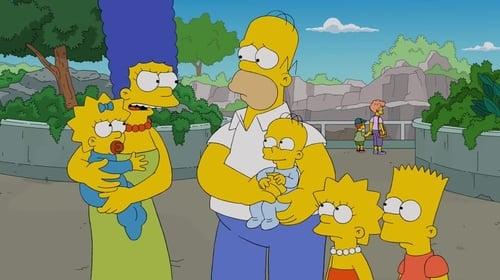 The Simpsons - Season 25 - Episode 5: Labor Pains