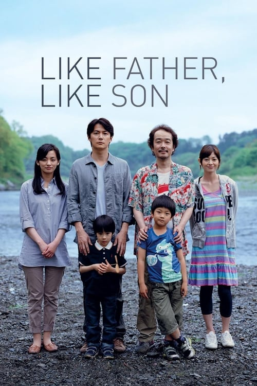 Streaming Like Father, Like Son (2013) Full Movie