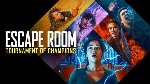 Escape Room: Tournament of Champions - Winning was just the beginning. - Azwaad Movie Database
