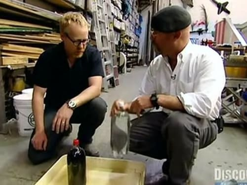 MythBusters: Season 2006 – Épisode Mentos and Soda