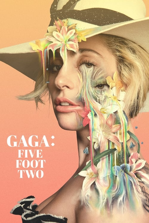 Gaga: Five Foot Two Affiche de film