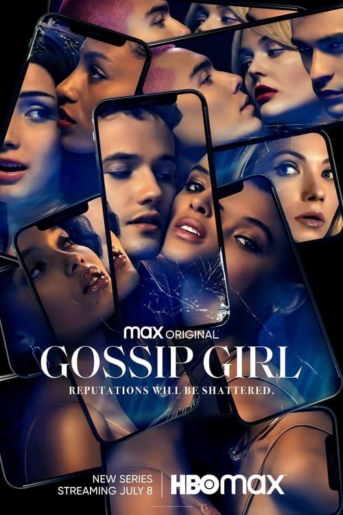 Gossip Girl 1ª Temporada Completa 2021 - Dublado WEB-DL 720p | 1080p / Legendado 5.1