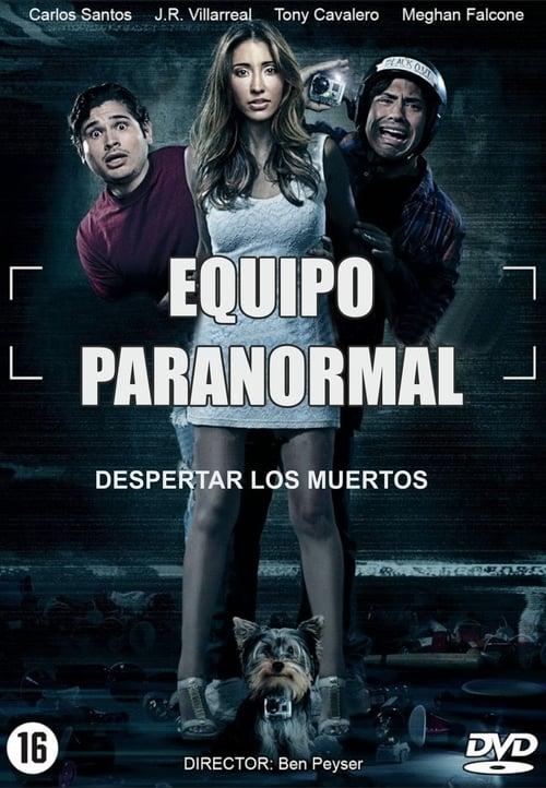 Imagen Equipo paranormal