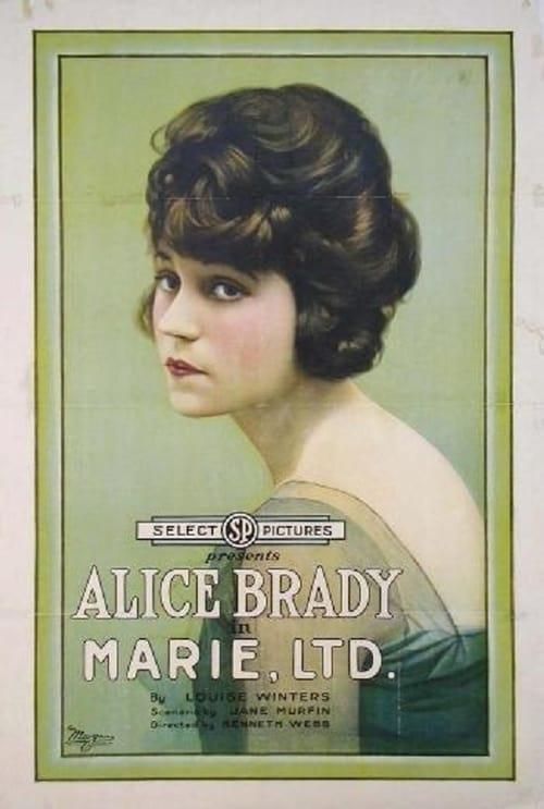 Marie, Ltd. (1919)