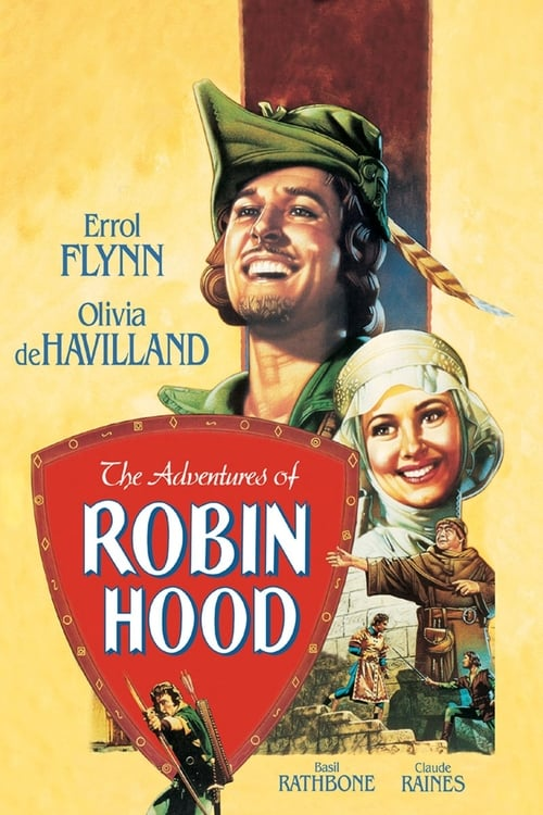 Download The Adventures of Robin Hood (1938) Best Quality Movie