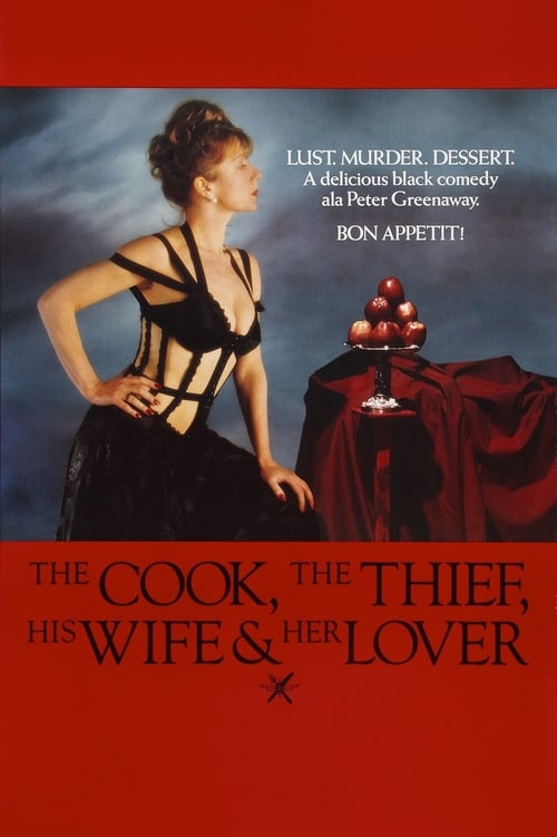 Watch The Cook, the Thief, His Wife & Her Lover (1989) Full Movie