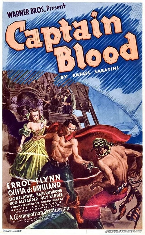 watch captain blood full movie free online