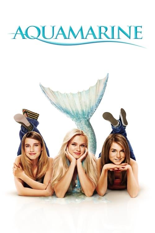 Aquamarine - Poster