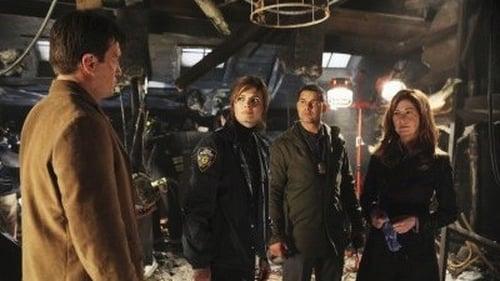 castle - Season 2 - Episode 18: Boom! (2)