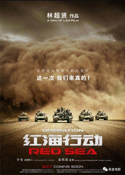 Link Operation Red Sea