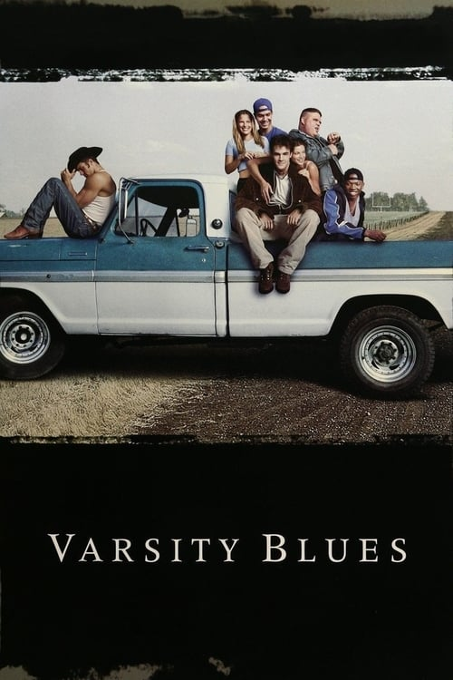 Varsity Blues - Poster