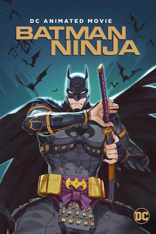 in Hindi Batman Ninja