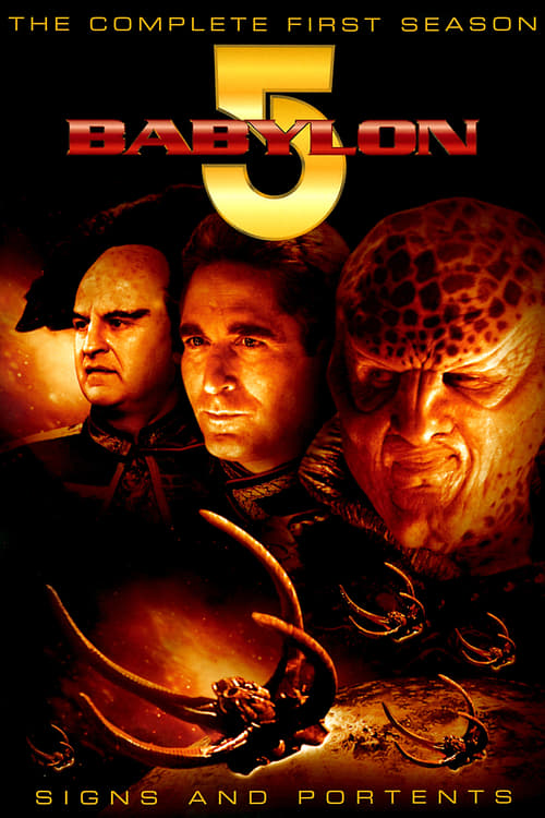 Babylon 5 signs and portents 1994 the movie database for Sign and portents