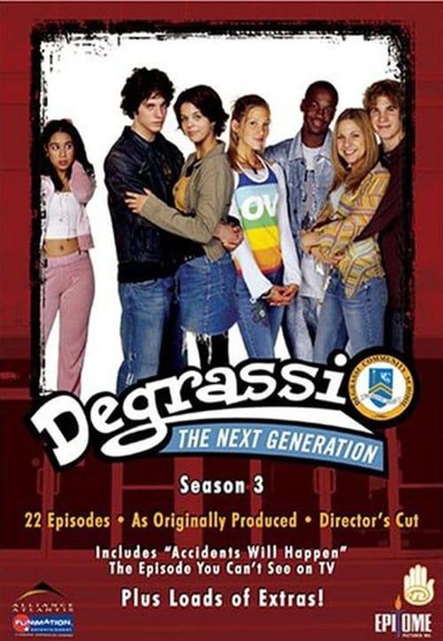 Degrassi: Season 3
