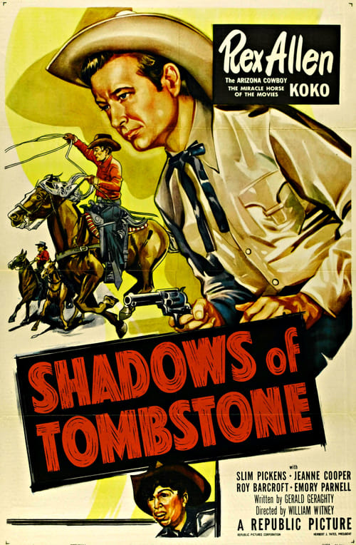 Filme Shadows of Tombstone Com Legendas