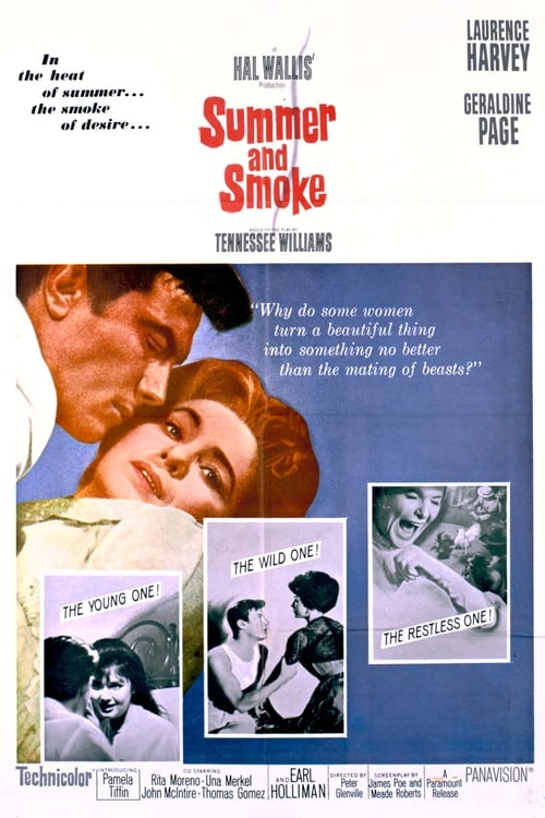 Summer and Smoke (1961)
