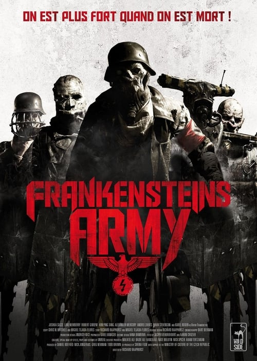 [720p] Frankenstein's Army (2013) streaming vf