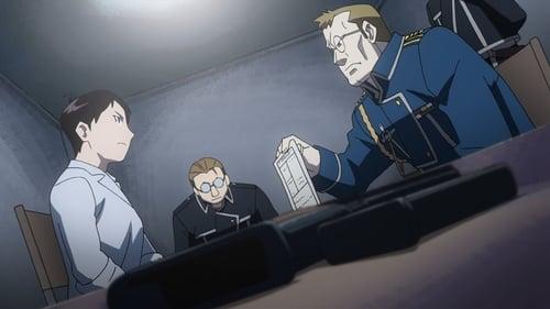 Fullmetal Alchemist: Brotherhood: Season 1 – Episod Cold Flame