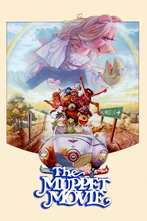 Download The Muppet Movie (1979) Movie Free Online