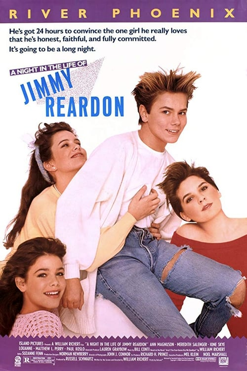 Watch A Night in the Life of Jimmy Reardon (1988) Movie Free Online