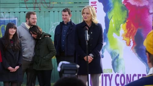 Parks and Recreation - Season 6 - Episode 15: The Wall