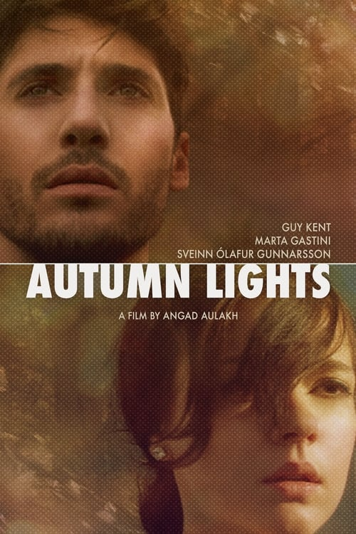 The poster of Autumn Lights
