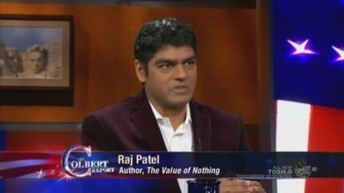 The Colbert Report 2010 Blueray: Season 6 – Episode Raj Patel