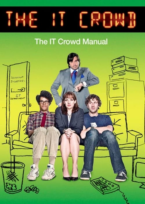 The IT Crowd Manual (2014) Poster