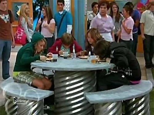 Hannah Montana: Season 3 – Episode You Give Lunch a Bad Name