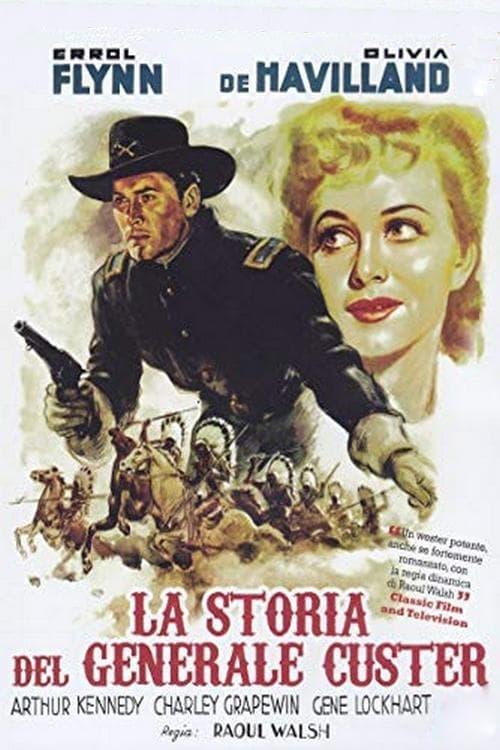 La storia del generale Custer (1941)