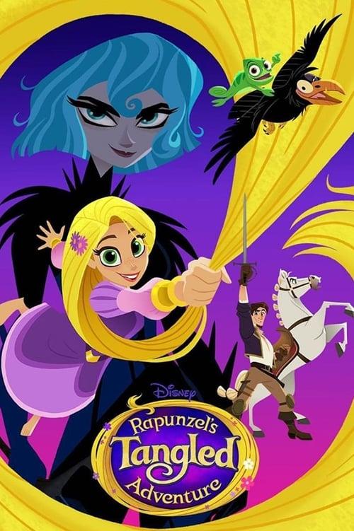 Rapunzel's Tangled Adventure Season 3