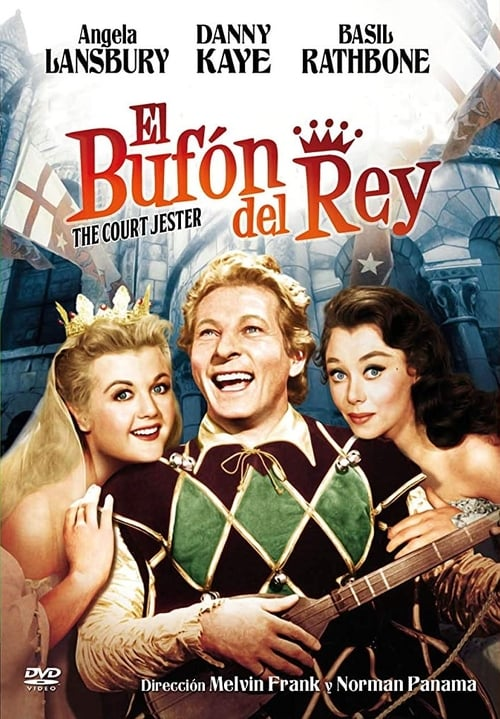 The Court Jester pelicula completa