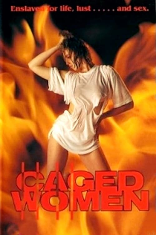 Largescale poster for Caged - Le prede umane