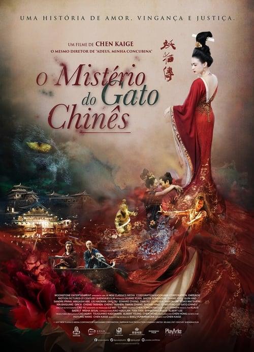Assistir O Mistério do Gato Chinês Online