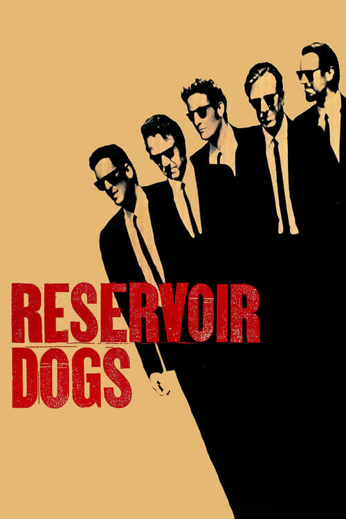 Largescale poster for Reservoir Dogs