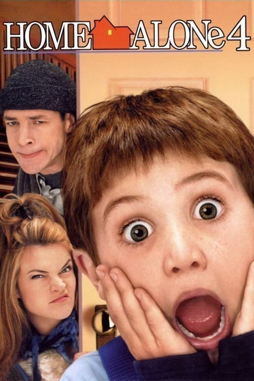 Largescale poster for Home Alone 4