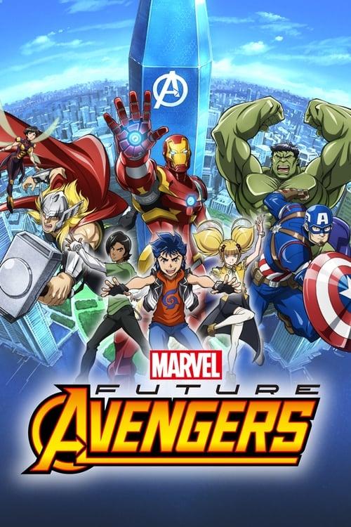 Subtitles Marvel's Future Avengers Season 1 in English Free Download