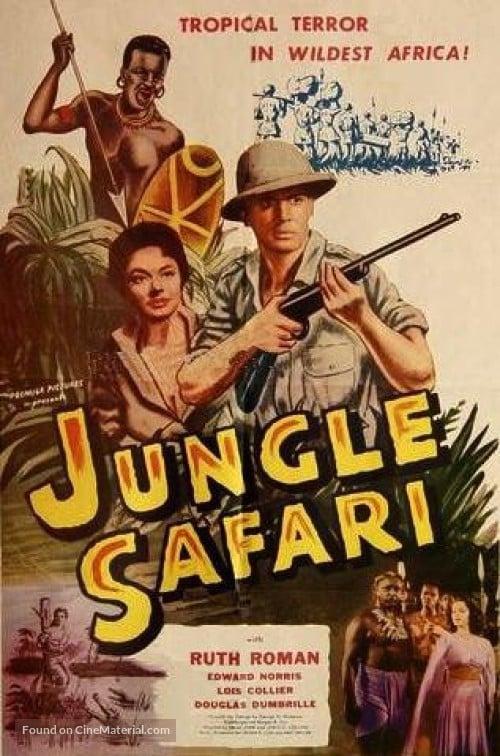 Mira La Película Jungle Safari En Español