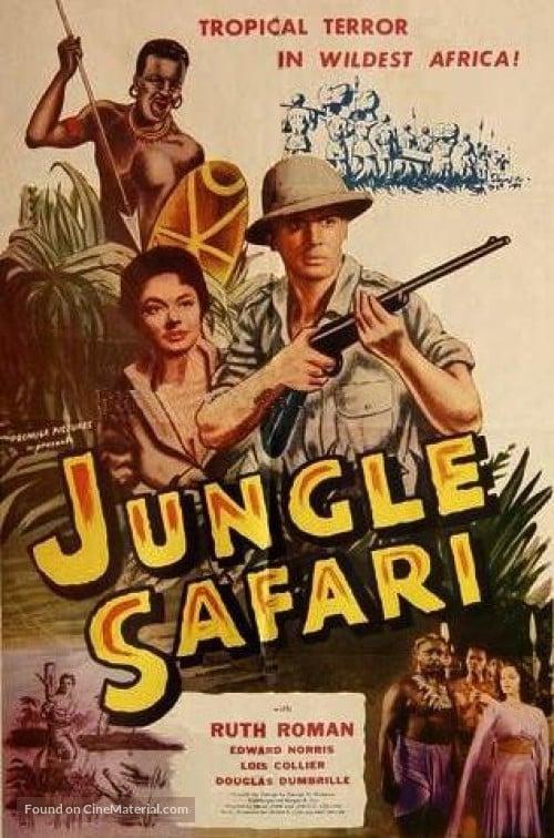 Ver pelicula Jungle Safari Online