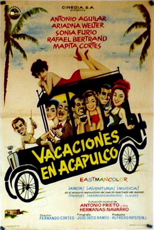 Ver Vacaciones en Acapulco En Línea