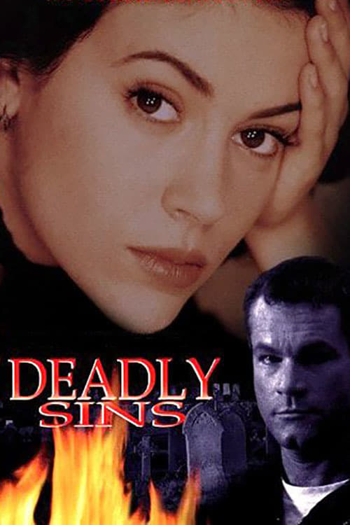 The poster of Deadly Sins