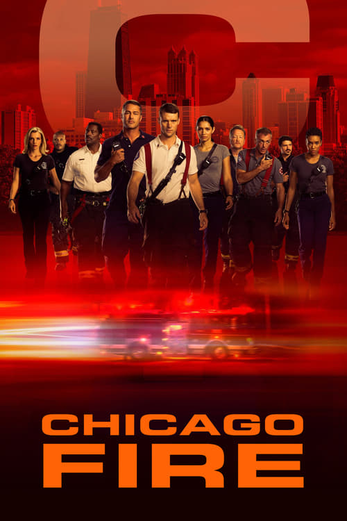 Chicago Fire 8ª Temporada Completa 2019 - Dual Áudio / Legendado WEB-DL 720p | 1080p