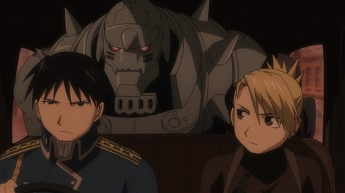 Fullmetal Alchemist: Brotherhood: Season 1 – Episod Death of the Undying