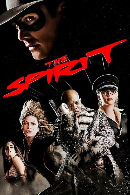 Nonton anime The Spirit (2008)