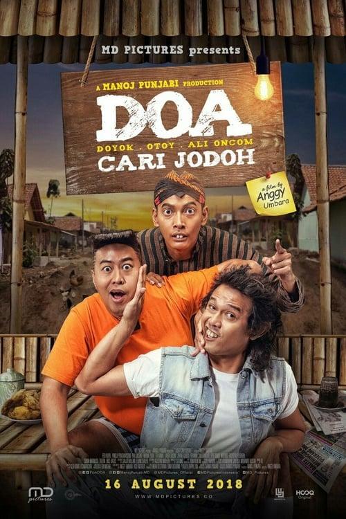 Filme DOA (Doyok-Otoy-Ali Oncom): Cari Jodoh Dublado Em Português