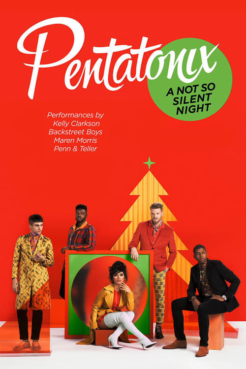 Mira Pentatonix: A Not So Silent Night En Buena Calidad Hd 720p