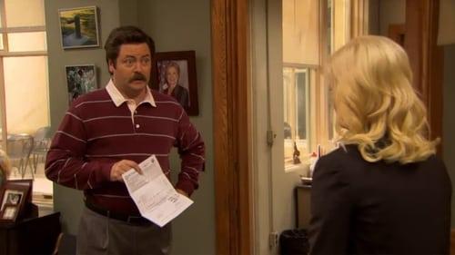 Parks and Recreation - Season 2 - Episode 11: Tom's Divorce