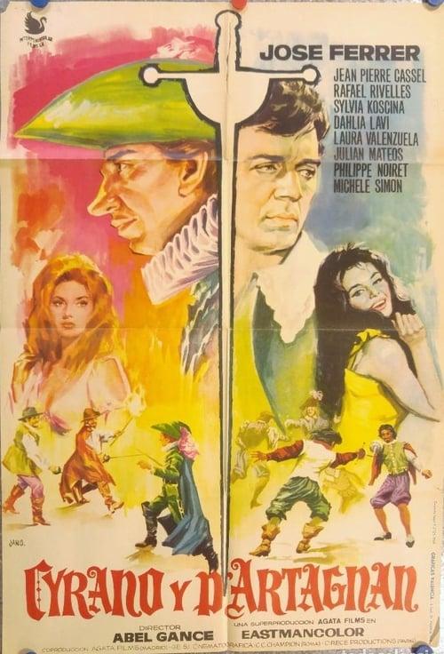 Película Cyrano y D'Artagnan En Buena Calidad Hd 720p
