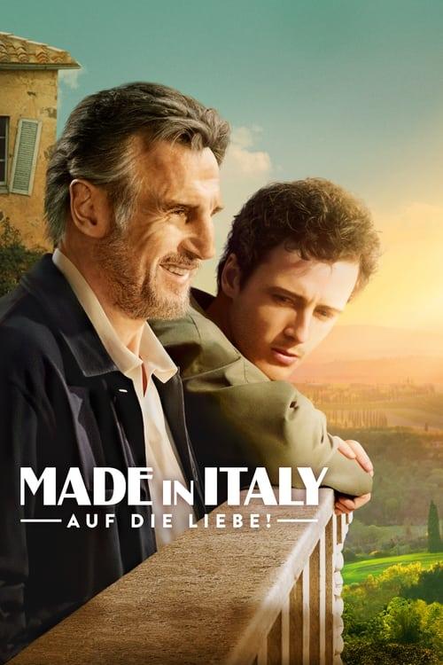 Made in Italy - Auf die Liebe - Komödie / 2021 / ab 6 Jahre